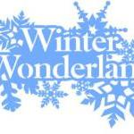 Winter Wonderland Vinyl De..